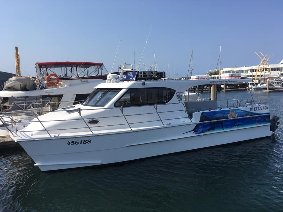 Gold Coast Reef Fishing Charters