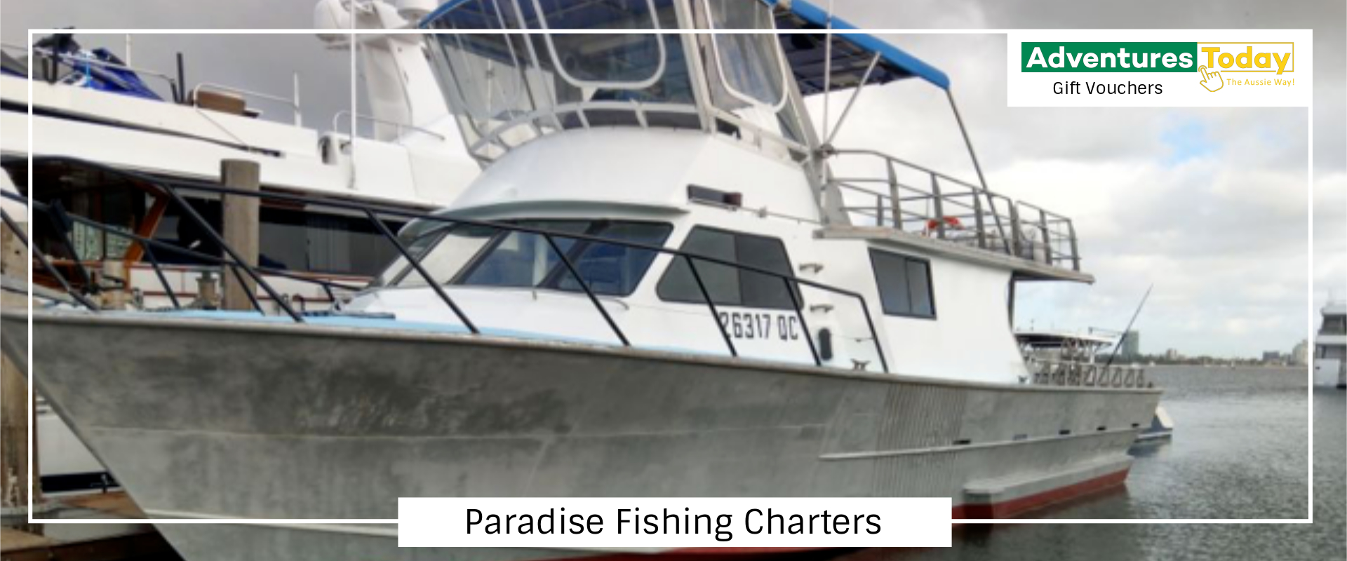 Paradise Fishing Charters Gold Coast